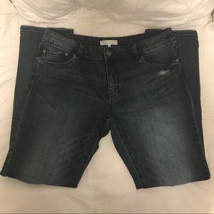 FINAL PRICE ✨👖💕Boyfriend Distressed Jeans